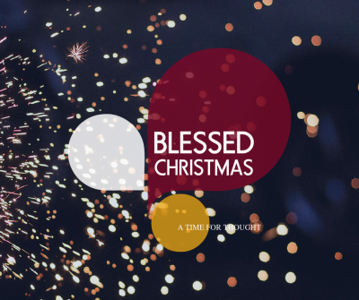 Blessed Christmas - Facebook Post – Design Facebook Post Online ...