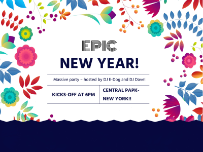 New year party fotor photo cards free online photo card maker why fotors new year party photo card has everything you need m4hsunfo