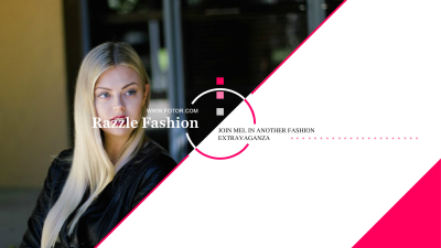 Fashion - YouTube Banner Maker – Create YouTube Channel Art Free ...