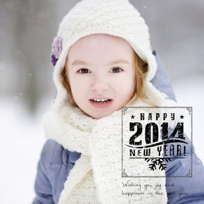 Overlay Especial para o Ano Novo