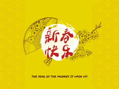 Happy chinese new year fotor photo cards free online photo card why fotors happy chinese new year photo card has everything you need m4hsunfo