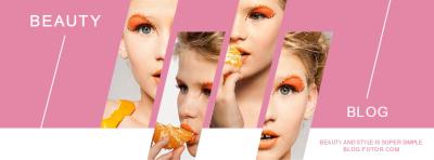 Beauty Blog - Facebook Cover Maker - Facebook Cover Photo Design ...