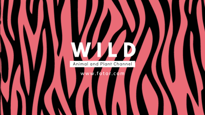 Wild - YouTube Banner Maker – Create YouTube Channel Art Free ...