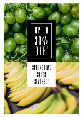 Springtime Sales