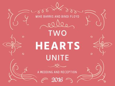 A Wedding and Reception