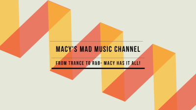 Music Channel - YouTube Banner Maker – Create YouTube Channel Art ...