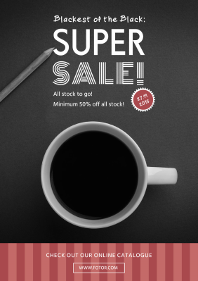 Super sale poster maker design poster online for free for Poster prints for sale