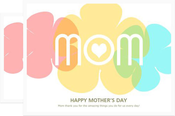 Templates  Online Greeting Card Template