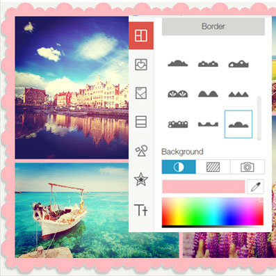 Collage Maker - Create a photo collage online | Fotor Photo Editor: fotor.com/features/collage.html